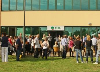 Lugo. Inaugurazione. Nuova sede della CISL.