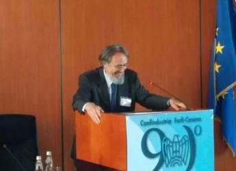 Forlì. Cesena. Italo Carfagnini, nuovo presidente di confindustria. Mercoledì 12 giugno.