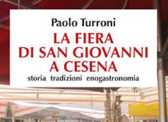 Cesena. Biblioteca Malatestiana. Presentazione del libro 'La fiera di San Giovanni' di Paolo Turroni.