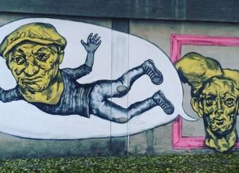 Ravenna. Cotignola: il paese racconta attraverso i muri.