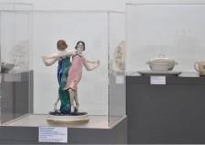 Ravenna. 'Stili di vita europei attraverso la ceramica. Dal Barocco ai giorni nostri'.