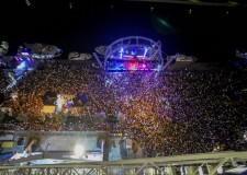 Rimini. Molo Street Parade. Oltre 200 mila persone. Sabato 25 giugno.