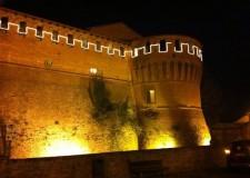 Bologna. Il Centesimino dalle colline faentine alla Rocca di Dozza.Per la terza sera d'estate.