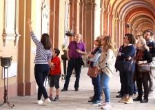 Lugo. 'Musei al cielo aperto'. Visite guidate: più di ottocento presenze.