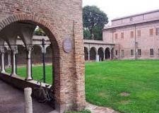 Cesena. 'Sacro e Profano'. Incontro presso il chiostro San Francesco.