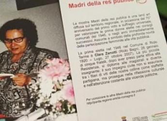 Ravenna. Riolo Terme: celebrazione del 70° anniversario del primo voto delle donne.