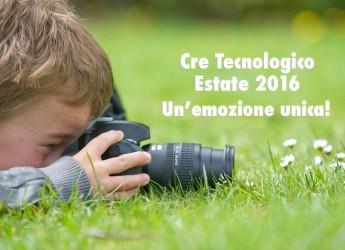 Ravenna. Il Primo Cre Tecnologico per ragazzi. Inizio a luglio 2016.