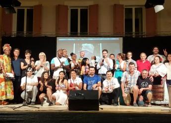 Bagnara di Romagna. Ottava edizione del Popoli Pop Cult Festival.