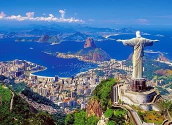 Brasile. Intervia a Martins Vinicius. Giovanetalento di Rio de Janeiro.