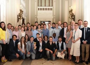 Forlì-Cesena. Il liceo scientifico 'Fulcieri Paulucci De Calboli' vince il primo premio Crei-Amo l'impresa.