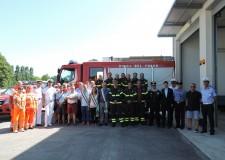 Bellaria Igea-Marina. Distaccamento regionale dei vigili del fuoco.