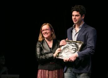 Riccione. Premi di produzione consegnati a Elisa Casseri e Carlo Guasconi.
