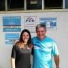 Marina di Ravenna. Marina sport center. Anna Livigni nuova istruttrice.