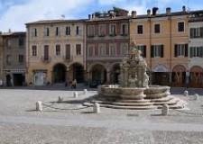 Cesena. Oltre 25 zone d'ombra. Il presidente Lucchi e il vicepresidente Baccini.