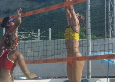 San Marino. Beach Volley. Sport e passione. Tutte le premiazioni.