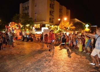 Gatteo Mare. Carnevale sui carri con Betobahia e le Brazilian girls.