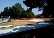 Lugo. Apre lo Skate Park di via Colombo. Inaugurazione.