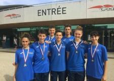 Lugo. Nuove medaglie per l'ASD polisportiva di Voltana. Trionfo per Martina Corelli.