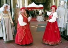San Marino. L'atelier Forbice Fatata risale sul Titano: rivivere il Medioevo.
