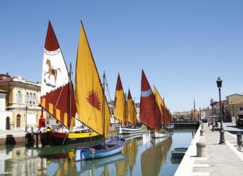 Cesenatico. Le barche tradizionali del Museo della Marineria ospiti in Slovenia.
