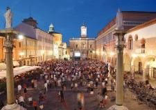 Ravenna. Mercato contadino di Piazza della Resistenza.