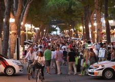 San Marino. Il rombo delle 77 vetture del Rally nel cuore della Perla Verde.