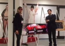 Maranello. Museo Ferrari, Salvo Nugnes riceve il Premio internazionale di cultura.