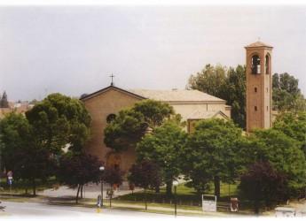 Ravenna. Chiesa del Sacro Cuore. 'Mosaici di notte'. I concerti del mare.