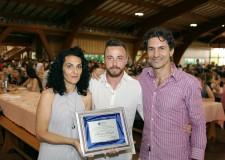 San Patrignano. Premiato al concorso per odontotecnici della Ruthinium.