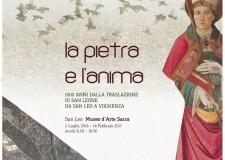 San Leo. La Pietra e l'Anima. 1000 anni dalla traslazione di San Leone da San Leo a Voghenza.