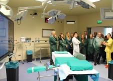 Cotignola. Sanità. Maria Cecilia Hospital. Presidente della Regione E-R Bonaccini.