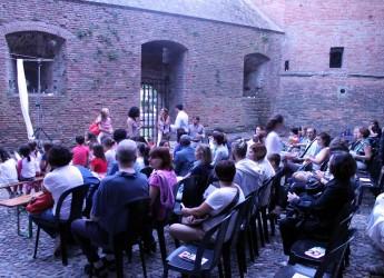 Bagnara di Romagna. Piccolo Festival Teatrale. In scena gli Emigranti, di Mrozek.