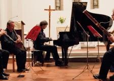 Ravenna. 'I concerti del mare'. Rassegna giunta alla XV edizione.