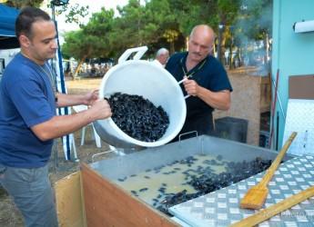 Ravenna. Weekend con la cozza a Punta Marina Terme. Sabato 16  e domenica 17.