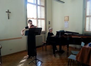 Ravenna. Istituto musica Verdi. Diploma accademico di secondo livello a Sara Zinzani.