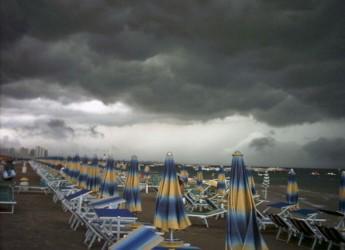 Ravenna. Protezione civile Emilia Romagna, allerta temporali.