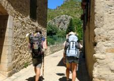 Emilia Romagna. Zaino in spalla e passione per i cammini. Luglio in movimento.