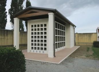 Santarcangelo, ampliamento cimiteri, completati quelli di Montalbano  e Canonica.