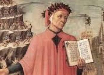 Lido Adriano. Settimo Centenario di Dante. Canto XXI del Paradiso.