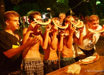Punta Marina Terme. Festa della frutta. Weekend goloso.