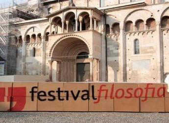 """Modena, Festivalfilosofia 2016: un mondo """"in gara"""". Agonismo è il tema dell'edizione di settembre."""