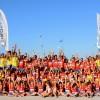 Cesenatico. Beach volley protagonista dei riviera beach games 2016.