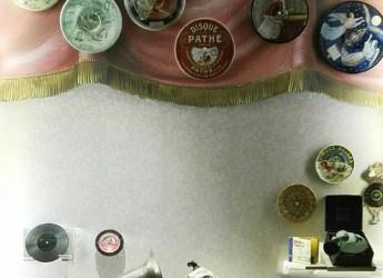 Novità al Museo Musicalia di Villa Silvia: una nuova sezione dedicata al grammofono e al disco