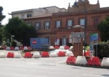 Lavori pubblici presso l'ospedale di Riccione: modifiche alla viabilità.