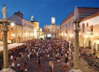 Ravenna. Antico Porto al chiaro di Luna. Gruppo Ravennate Archeologico.
