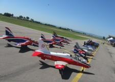 Lugo. Al 'Baracca' di Villa San Martino, il campionato mondiale aeromodelli elettrici radiocomandati.