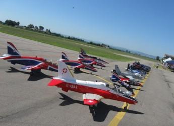 Dal 12 agosto sfrecciano gli aeromodelli all'Aeroclub Baracca di Lugo.