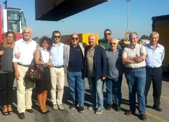 Terminal ferroviario cargo Villa Selva, al via i lavori di potenziamento infrastrutturale