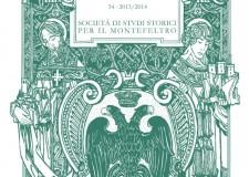 Monte Cerignone. Rocca Feltresca. 'Studi Montefeltrani 34′.