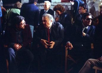 Cesena. Il Centro Cinema Cesena in trasferta con tre mostre nel nome di Ettore Scola e di Marcello Mastroianni.